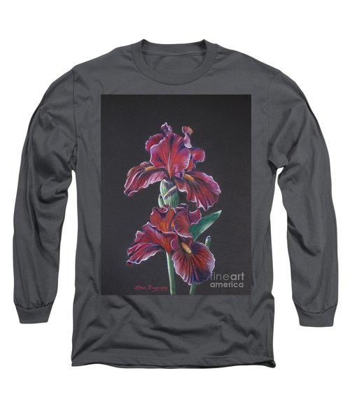 Iris Eyes Long Sleeve T-Shirt