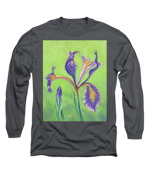 Iris For Iris Long Sleeve T-Shirt