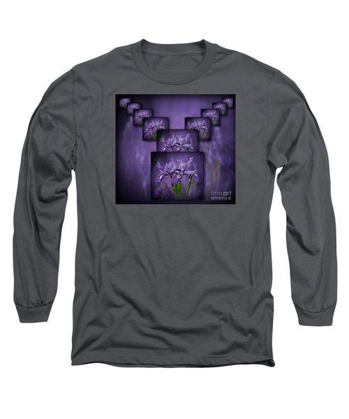 Iris Stack Long Sleeve T-Shirt