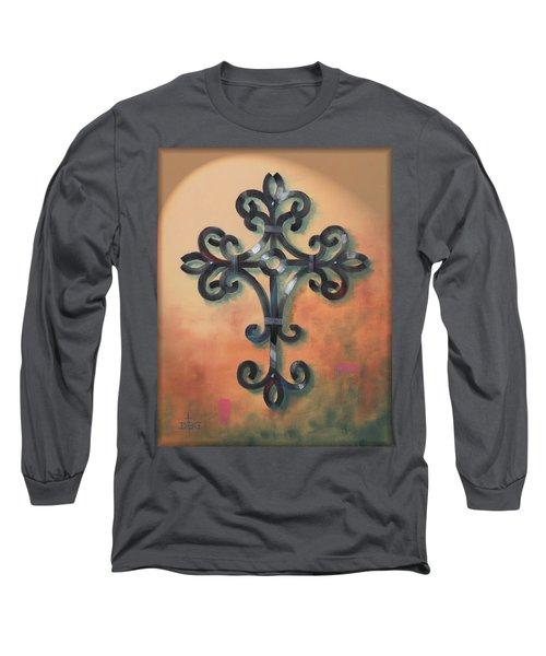Iron Cross Long Sleeve T-Shirt