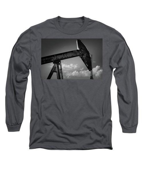 Iron Head Long Sleeve T-Shirt
