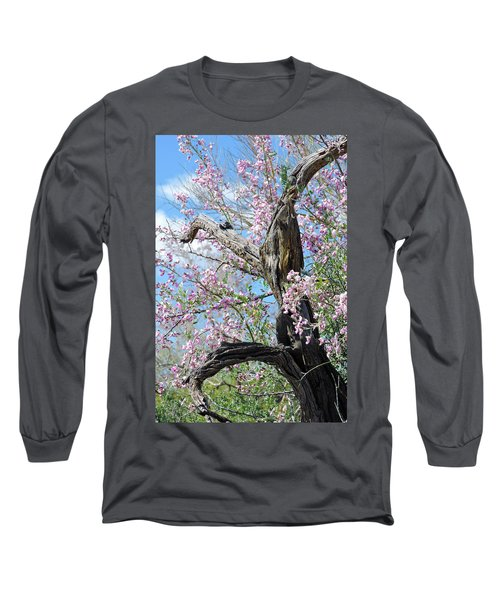 Ironwood In Bloom Long Sleeve T-Shirt