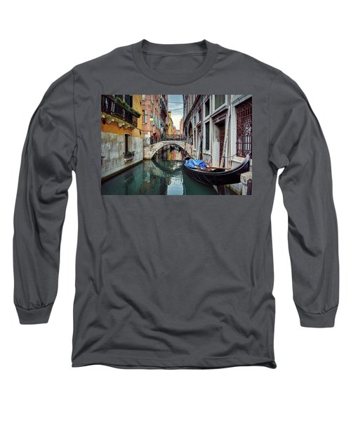 Is Someone There? Long Sleeve T-Shirt