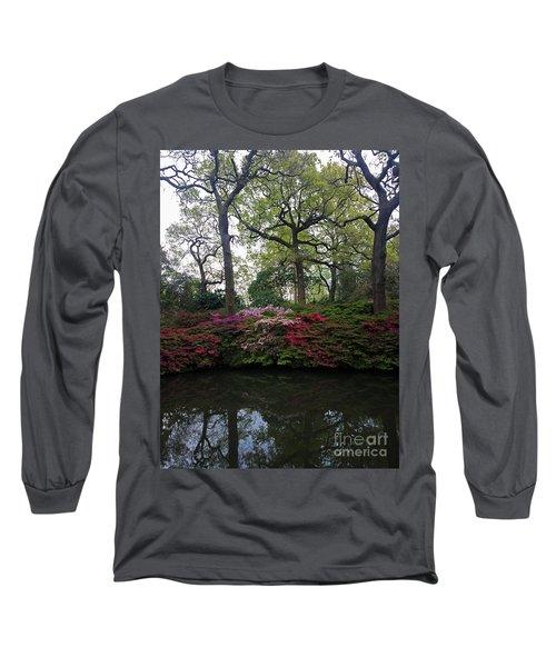 Isabella Plantation Long Sleeve T-Shirt by Hanza Turgul