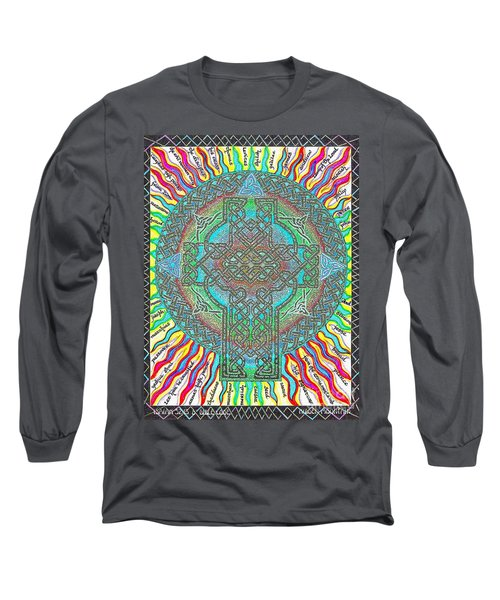 Isaiah Bible Code Long Sleeve T-Shirt