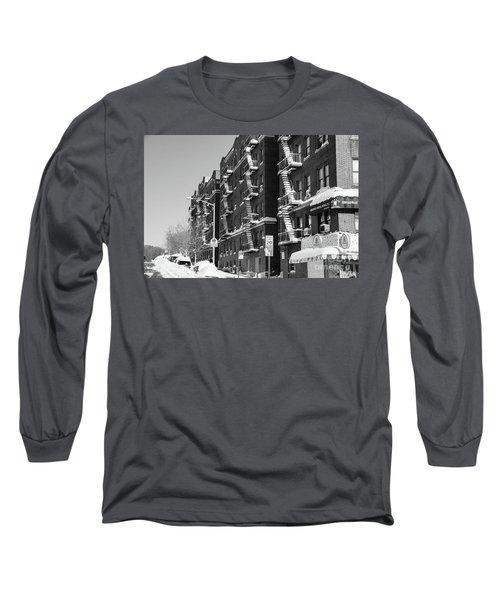 Isham Street Winter Long Sleeve T-Shirt