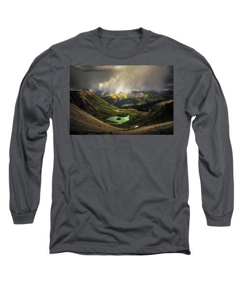 Island Lake Long Sleeve T-Shirt