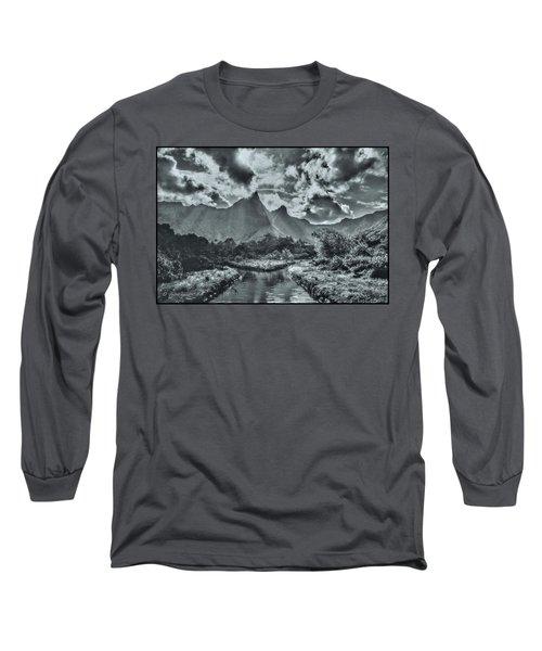 island Moorea Long Sleeve T-Shirt