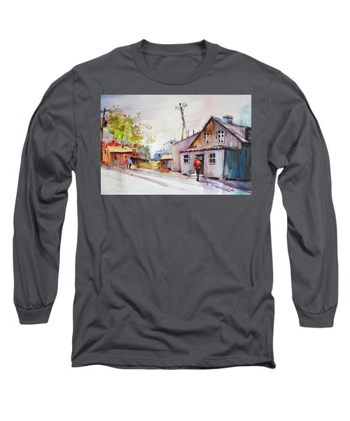 Island Shipyard Long Sleeve T-Shirt