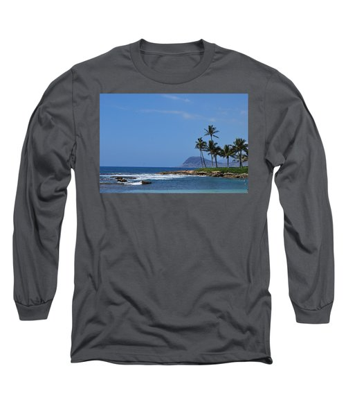 Island View Long Sleeve T-Shirt