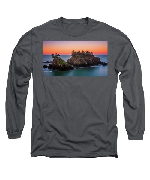 Long Sleeve T-Shirt featuring the photograph Islands In The Sea by Darren White