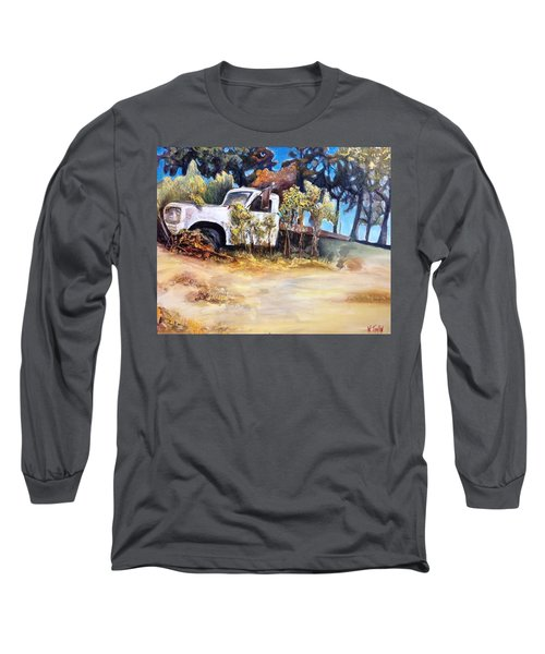 It Bore The Load Long Sleeve T-Shirt