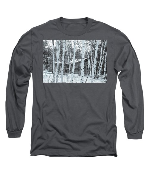 It Elicits A Feeling Of Nostalgia.  Long Sleeve T-Shirt