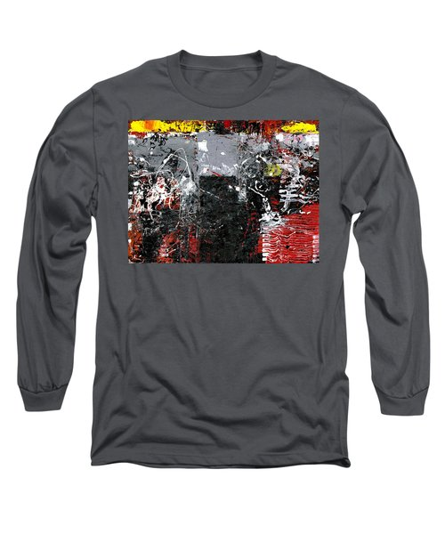 Constructing Order Long Sleeve T-Shirt
