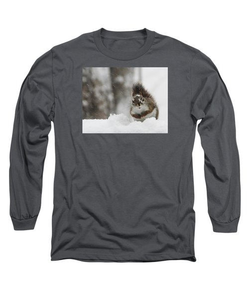It Is Cold Out Here Long Sleeve T-Shirt