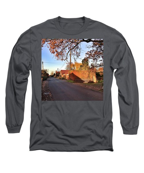 It Looks Like We've Found Our New Home Long Sleeve T-Shirt by John Edwards