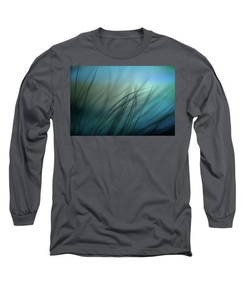 It Takes Courage To Stay Delicate Long Sleeve T-Shirt