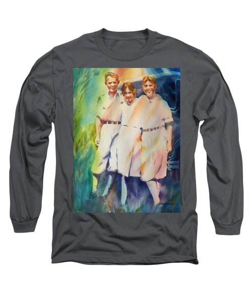 It Was Paradise Here With You Long Sleeve T-Shirt