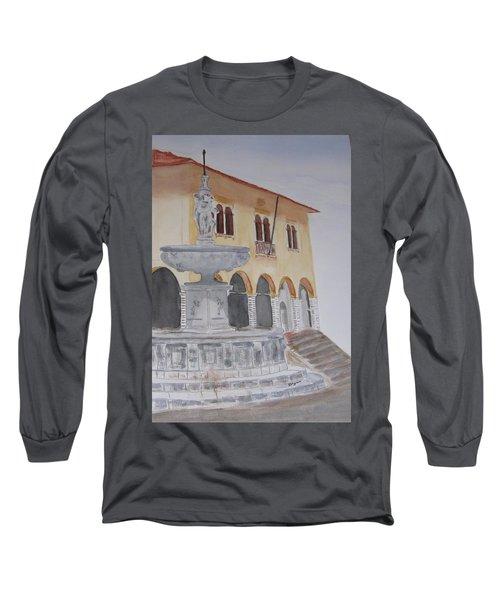 Italy, Vittorio Veneto Long Sleeve T-Shirt