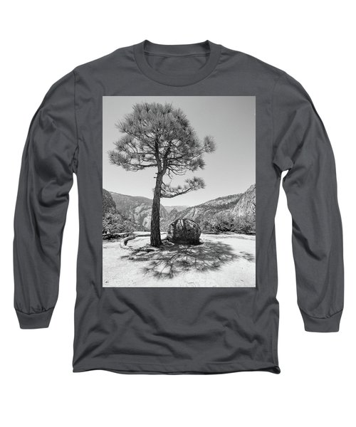 It's Between Them Long Sleeve T-Shirt by Ryan Weddle