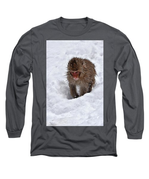 Its Here Somewhere Long Sleeve T-Shirt