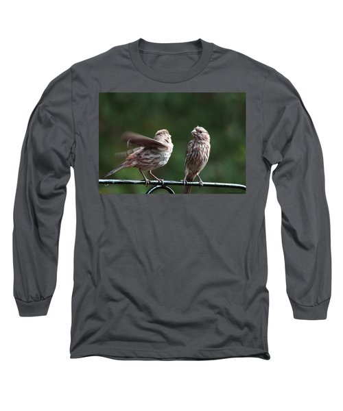 It's My Turn Long Sleeve T-Shirt