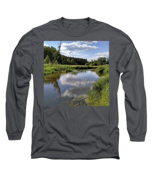 It's So Calming Here In Odrzywol Long Sleeve T-Shirt