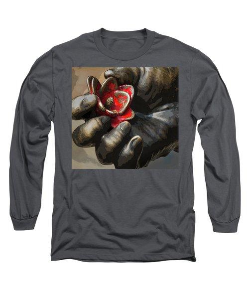 Ivan's Hand Long Sleeve T-Shirt