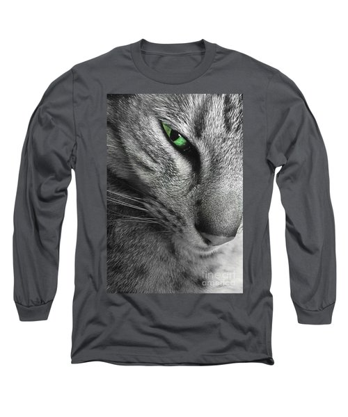 I've Got My Eye On You.  Long Sleeve T-Shirt
