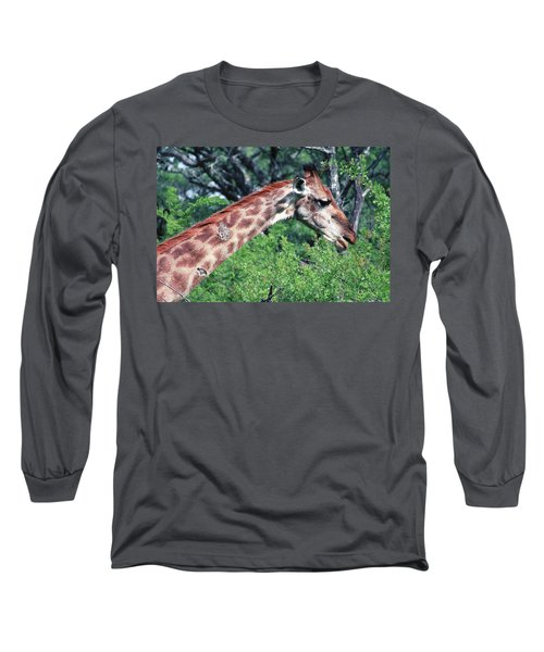 I've Got Stories To Tell Long Sleeve T-Shirt