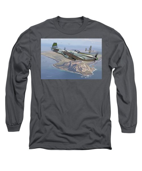 Iwo Jima, 1945 Long Sleeve T-Shirt