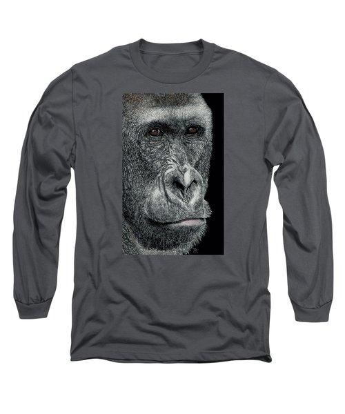 Jabari Long Sleeve T-Shirt