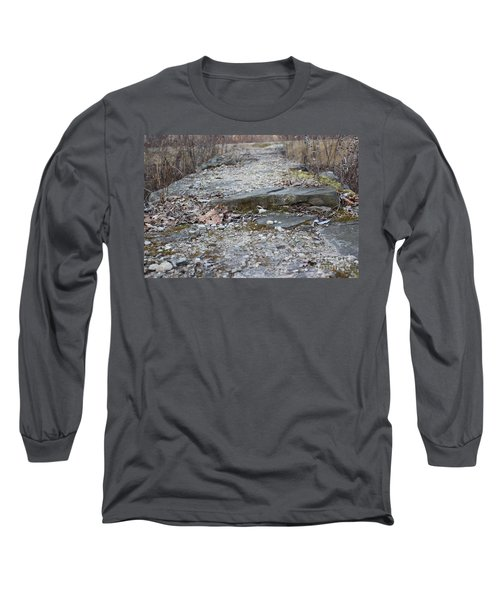 Jackson Lock Detail 2 Long Sleeve T-Shirt