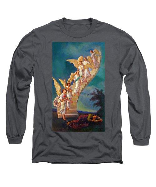 Jacob's Ladder - Jacob's Dream Long Sleeve T-Shirt