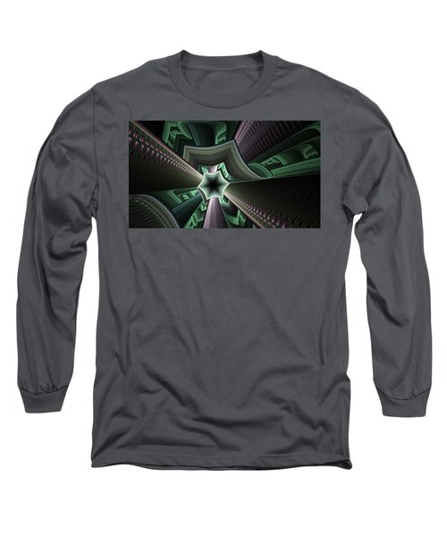 Jade Empress Long Sleeve T-Shirt