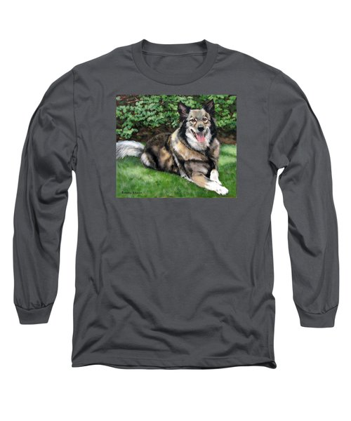 Jake Long Sleeve T-Shirt by Sandra Chase