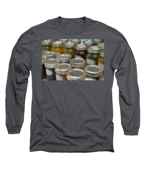 Jam Jars Long Sleeve T-Shirt