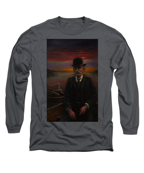 James E. Bayles Sunset Years Long Sleeve T-Shirt