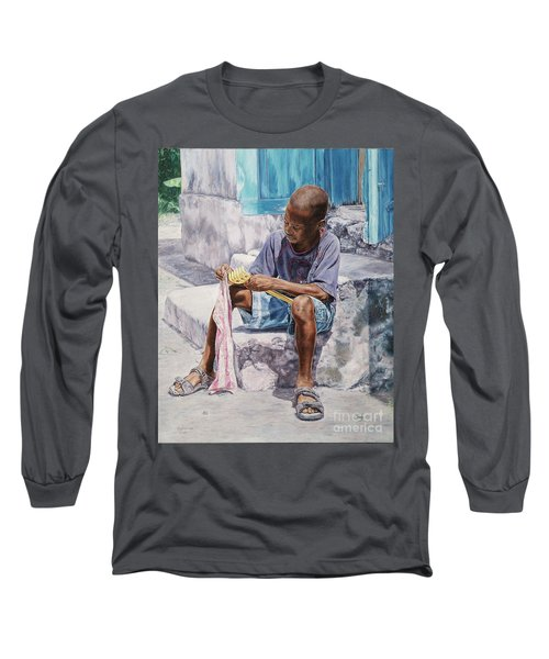 James Long Sleeve T-Shirt
