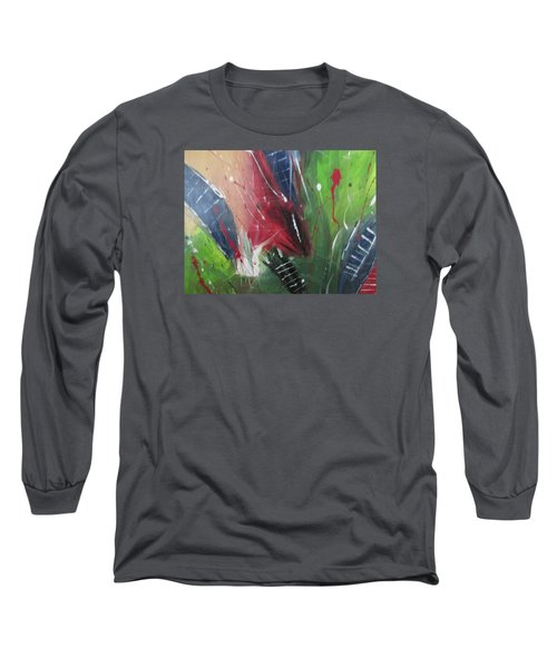 Jammin Long Sleeve T-Shirt by Sharyn Winters