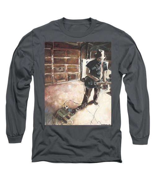 Jammin Long Sleeve T-Shirt