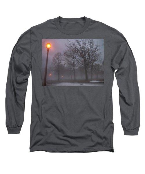 January Fog 3 Long Sleeve T-Shirt