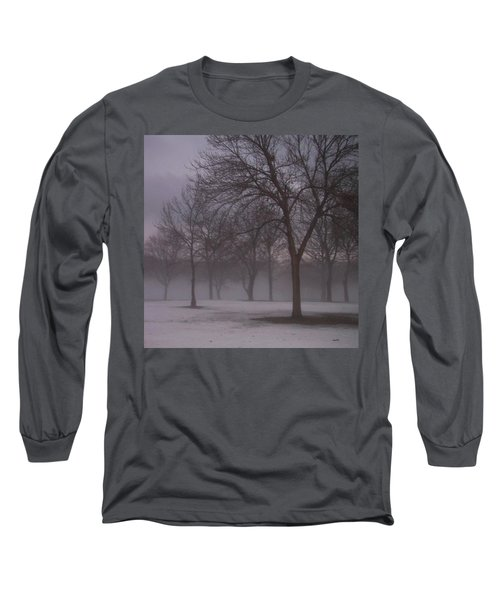 January Fog 4 Long Sleeve T-Shirt