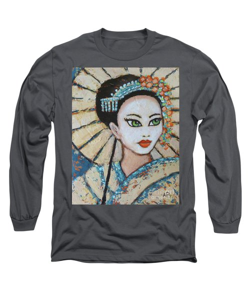 Japan Long Sleeve T-Shirt