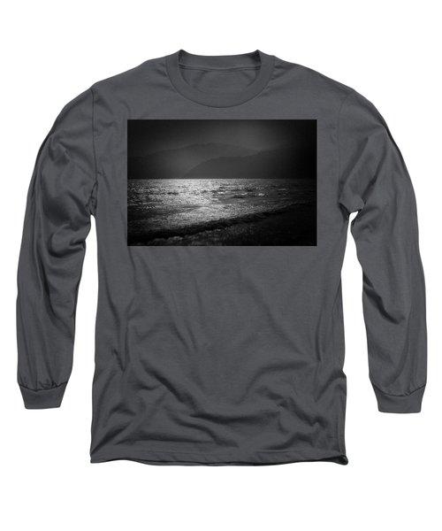 Japanese Sea #1940 Long Sleeve T-Shirt