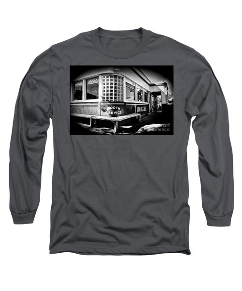 Jax Diner, Truckee Long Sleeve T-Shirt by Vinnie Oakes