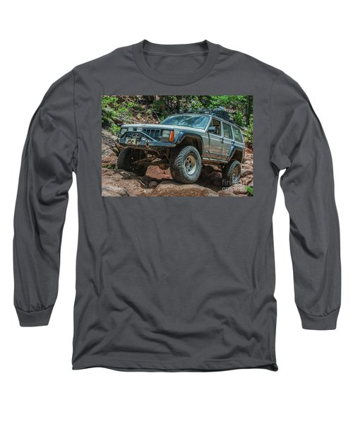 Jeep Cherokee Long Sleeve T-Shirt