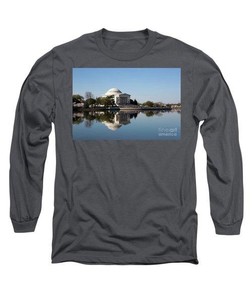 Jefferson Memorial Cherry Blossom Festival Long Sleeve T-Shirt