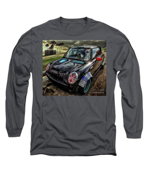 Jeffsminicopper Long Sleeve T-Shirt