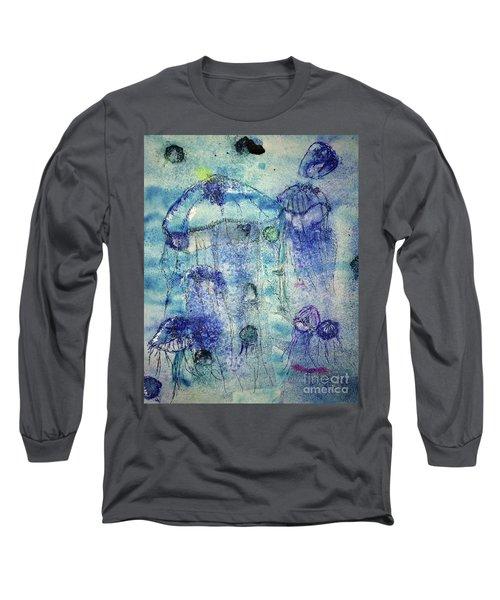 Jellyfish I Long Sleeve T-Shirt